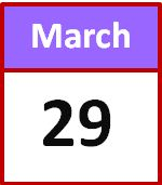 29march