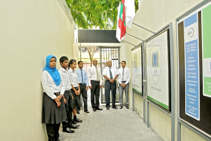 MAPS International High begins the 2012 Higher Secondary Academic Year