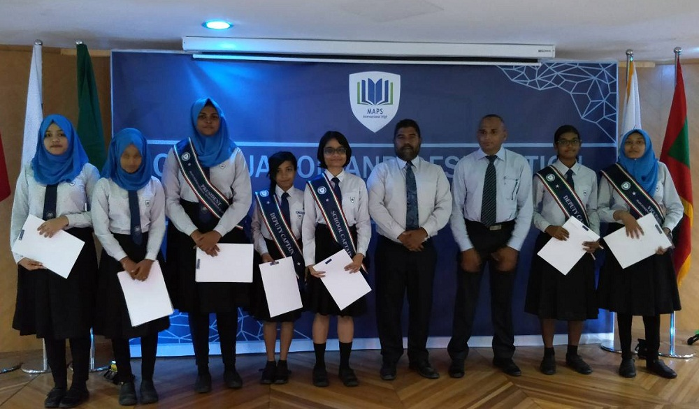 Designation and Graduation Ceremony 2017