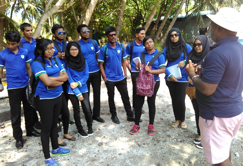 Business Studies Students' Field Visit to K.Kanduoiygiri